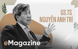 """GS.TS Nguyễn Anh Trí: """"Có thể giả danh GS.TS, chứ không thể làm giả những giọt nước mắt…"""""""