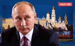 Kết quả sơ bộ bầu cử tổng thống Nga: Ông Putin tái đắc cử bằng thắng lợi áp đảo