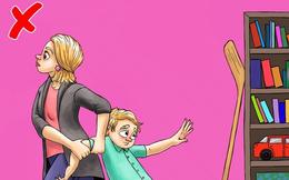 Đừng nghĩ cứ yêu là phải cho roi cho vọt, 9 nguyên tắc quý hơn vàng này sẽ giúp bạn nuôi dạy con tốt hơn