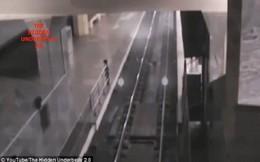 Tranh cãi về 'đoàn tàu ma' xuất hiện tại nhà ga Trung Quốc
