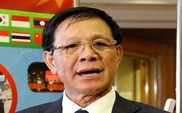 Công an vẫn đang tiếp tục làm việc với Trung tướng Phan Văn Vĩnh