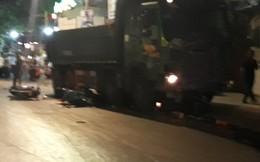 Tài xế xe ben tông hàng loạt xe máy khiến 6 người thương vong ở Sài Gòn ra trình diện