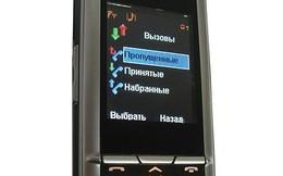 Khám phá điện thoại siêu bảo mật của tướng lĩnh Nga