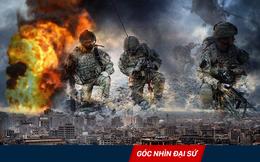 Ký ức ngày cuối trước khi Mỹ tấn công Iraq: Chúng tôi chào lá cờ Tổ quốc trên nóc ĐSQ rồi ra đi...