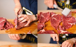 Cách xào thịt bò mềm, ngọt, giữ được giá trị dinh dưỡng cao