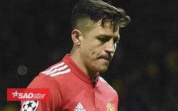 Sanchez và những bản hợp đồng thất vọng nhất trong lịch sử Man United