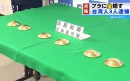 Thủ đoạn tinh vi: Biến vàng nhập lậu thành miếng lót ngực nhằm che mắt cảnh sát