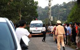 Phát hiện 3 người trong một gia đình tử vong trong xe ô tô Mercedes