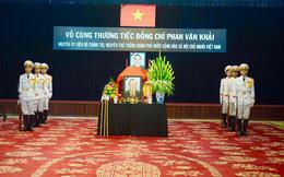 Nhiều đoàn ngoại giao đến viếng cố Thủ tướng Phan Văn Khải