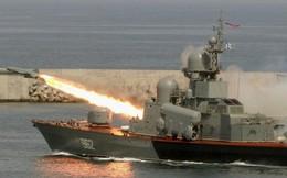 """""""Tia chớp"""" Molniya:  Tàu tên lửa tấn công nhanh thêm cánh cùng Pantsir-M"""