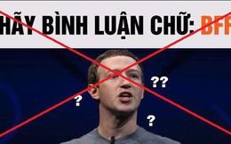 """Comment """"BFF"""" để biết Facebook bị hack hay chưa là tin tức giả mạo"""