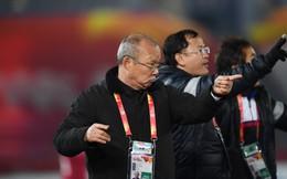 """Đằng sau trận đấu """"thủ tục"""" là toan tính sâu xa của HLV Park Hang-seo"""