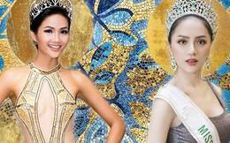 H'Hen Niê - Hương Giang: Hai nàng hoa hậu đặc biệt của showbiz!