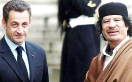 Cựu tổng thống Pháp bị nghi 'đâm lưng' bạn vì vàng