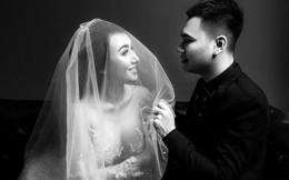 Khắc Việt chính thức tung ảnh cưới với nữ DJ gợi cảm