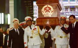 Bắt đầu di quan thi hài cố Thủ tướng Phan Văn Khải về đất mẹ Củ Chi