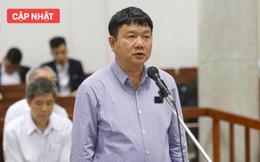 Ông Đinh La Thăng: Bị cáo chắc không còn đủ thời gian để chấp hành án