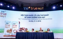 """TH true NUT: Viết tiếp kỳ tích, đưa """"vua"""" và """"nữ hoàng"""" các loại hạt về làm sữa"""