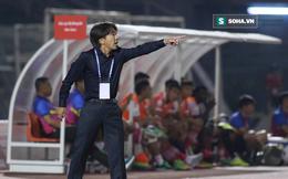 """HLV Miura liên tục gào trên sân và khoảnh khắc của """"Ronaldo xứ Nghệ"""" đã thay đổi tất cả"""