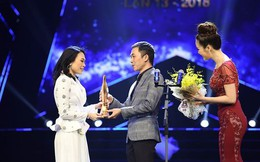 """Mỹ Tâm """"đánh bại"""" Hồ Ngọc Hà, Thu Minh đoạt giải Ca sĩ của năm"""