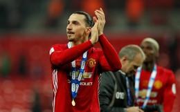 Không phải bàn thắng, đây mới là điều quý giá nhất Ibrahimovic tặng cho Man United
