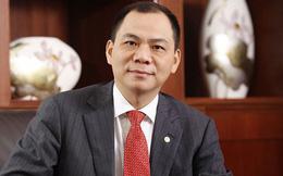 Forbes: Tài sản tỷ phú Phạm Nhật Vượng cán mốc 6 tỷ USD, sắp lọt top 300 người giàu nhất hành tinh