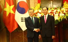 Chủ tịch Nước hoan nghênh Hàn Quốc thúc đẩy đối thoại liên Triều