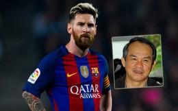 """Đến Messi còn phải """"phòng thân"""" thế này, bầu Đức liệu có """"xuất khẩu"""" được cả đội HAGL?"""