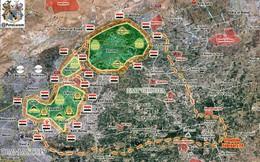QĐ Syria khép chặt vòng vây Đông Ghouta: Phiến quân hàng thì sống, chống thì chết!