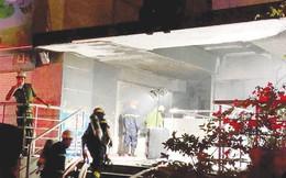 Vụ cháy chung cư làm 13 người chết: Thảm họa được báo trước