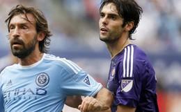 Những ngôi sao châu Âu từng gia nhập 'viện dưỡng lão' MLS