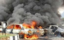 Tấn công bom xe hai ngày trước bầu cử tổng thống ở Ai Cập 