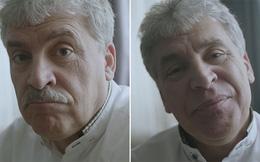 Không đủ phiếu bầu, ứng viên Đảng Cộng sản Nga thực hiện lời hứa cạo ria mép