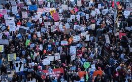 Người dân Mỹ tuần hành yêu cầu kiểm soát chặt chẽ súng đạn
