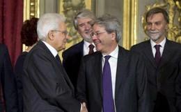 Tổng thống Ý chấp thuận đơn từ chức của Thủ tướng