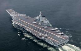 Không quân, hải quân TQ ồ ạt ra biển Đông, có cả TSB Liêu Ninh: Thực hiện tuyên bố của ông Tập?
