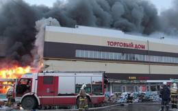 Chuông báo cháy không hoạt động, 40 trẻ em mất tích trong vụ cháy trung tâm thương mại Nga