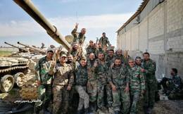 Bị QĐ Syria đánh tơi tả, nhóm đối lập lớn thứ hai tại Đông Ghouta quỳ gối xin tha