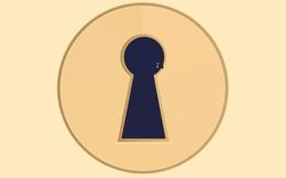 Bạn nhìn thấy hình ảnh nào đầu tiên, ổ khóa hay hình người?