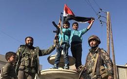 Hàng chục lính quân đội Syria thoát khỏi lao ngục của phiến quân Đông Ghouta
