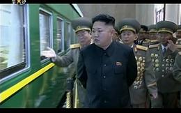 Chuyến tàu Triều Tiên đã phá vỡ truyền thống bất di bất dịch nào từ thời ông Kim Jong Il?