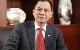Ông Phạm Nhật Vượng lọt top 300 người giàu nhất thế giới
