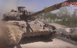 Quân đội Syria sắp kết liễu phe thánh chiến tử thủ Đông Ghouta, Thổ Nhĩ Kỳ thề chiếm thị trấn chiến lược ở Afrin