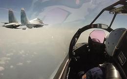 Nga bất ngờ điều động tiêm kích đa năng Su-35 tới quần đảo tranh chấp