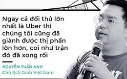 """Thâu tóm xong Uber ĐNÁ, Grab sẽ yên ổn """"1 mình 1 chợ"""" không còn đối thủ? Bạn đã nhầm!"""