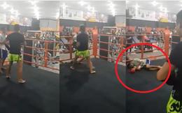 """Sự """"ngớ ngẩn"""" ẩn sau màn thách đấu cao thủ kickboxing Việt dẫn tới bất tỉnh"""