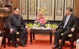 KCNA công bố loạt ảnh mãn nhãn về chuyến thăm Trung Quốc của nhà lãnh đạo Kim Jong-un