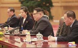 Chủ tịch Trung Quốc phá lệ ngoại giao, đón tiếp ông Kim Jong-un ngang cấp Nữ hoàng Anh