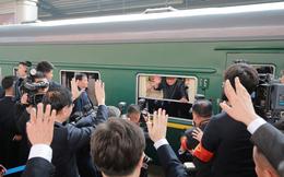 """TQ khẳng định """"tuân thủ cam kết trừng phạt"""" Triều Tiên ngay sau khi ông Kim rời Bắc Kinh"""