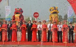 Đà Nẵng khánh thành con đường nối từ biển đến khu Công nghệ cao